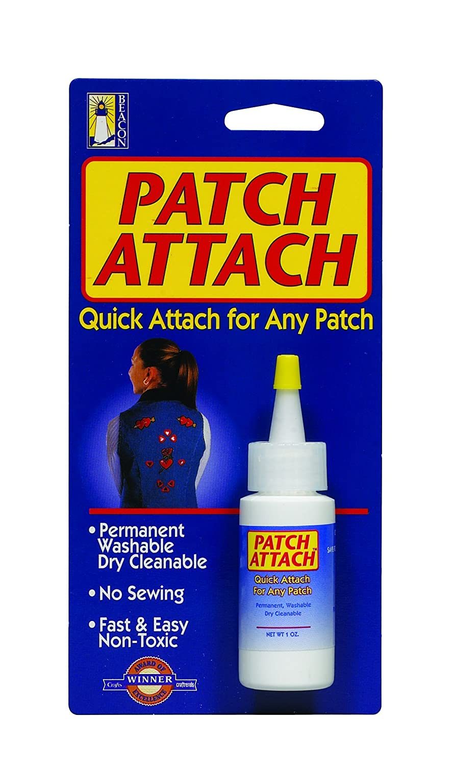 Beacon 12PA1 Patch Attach, 1-Ounce