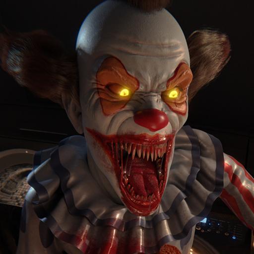 Black Clown Simulator 2019