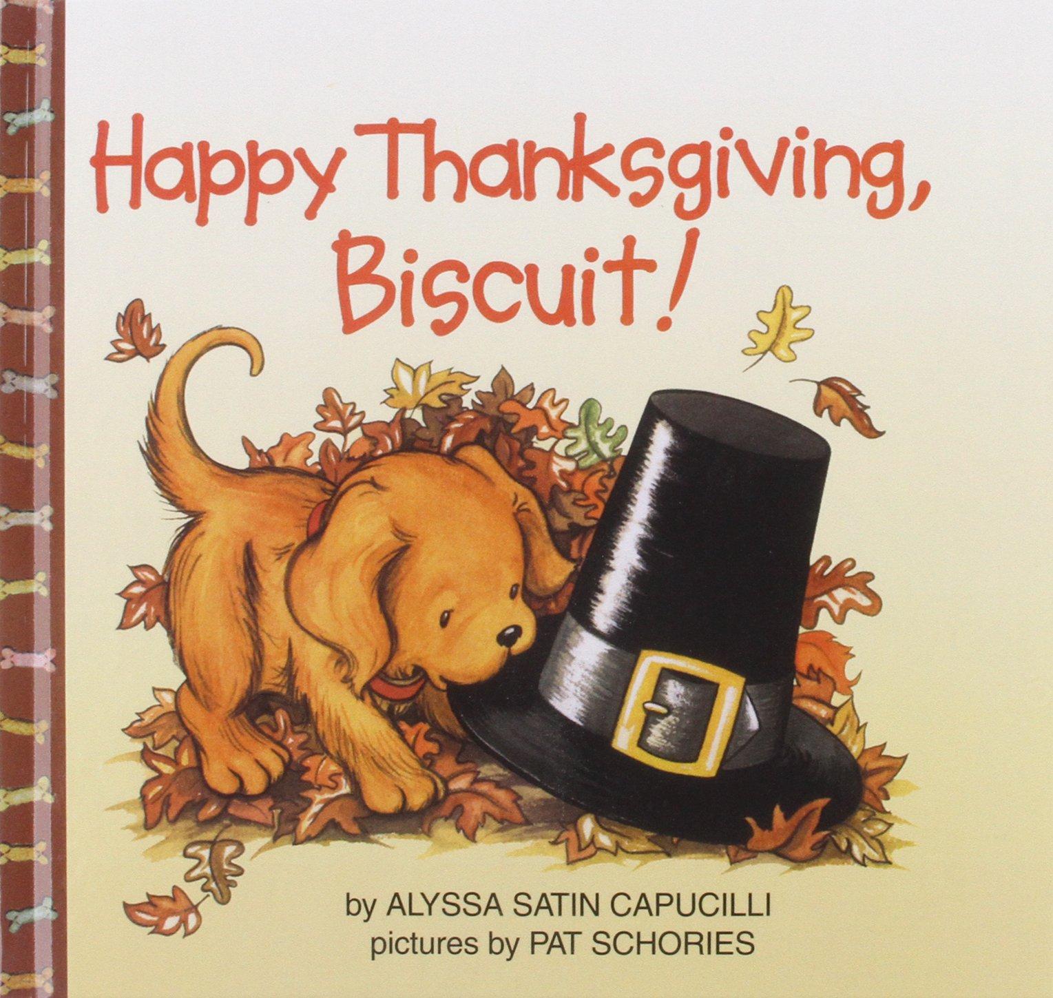 Happy Thanksgiving, Biscuit