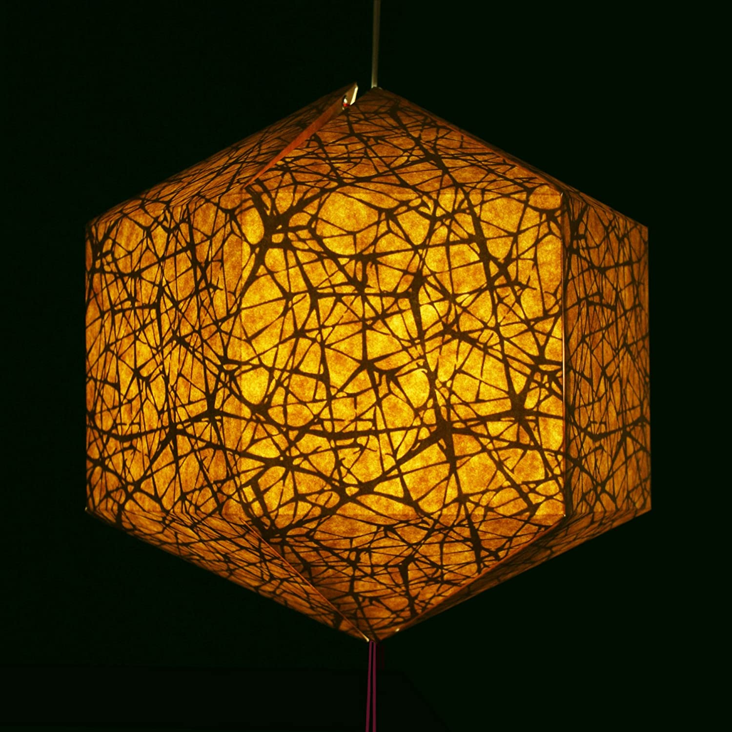 Creative Paper Lamps