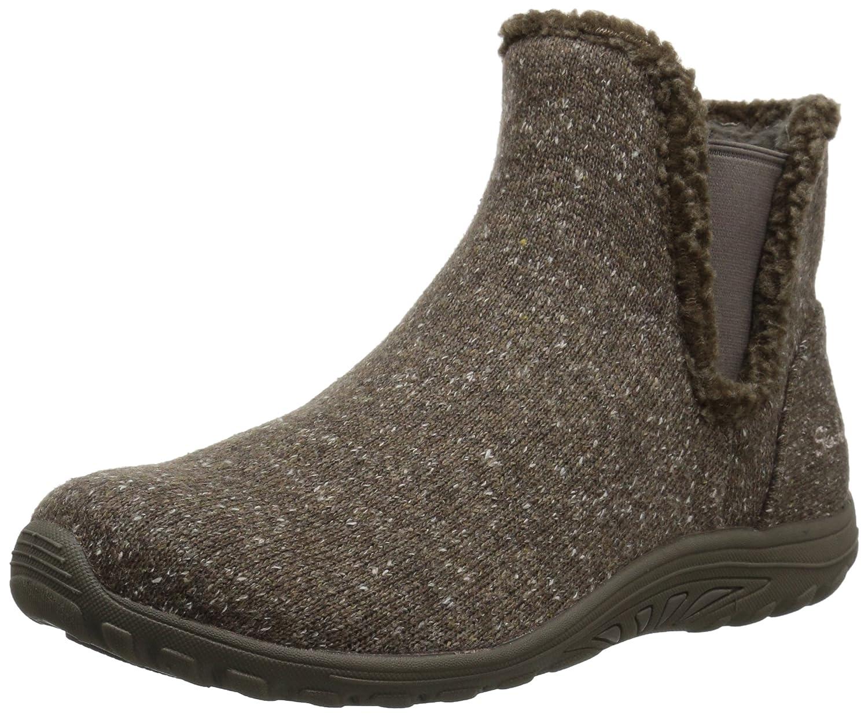 Skechers Damens's Reggae Fest-Speckled M Chelsea Boot,Dark Taupe,9.5 M Fest-Speckled US- 26bbc9