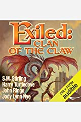 Exiled: Clan of the Claw, Book One Audible Audiobook