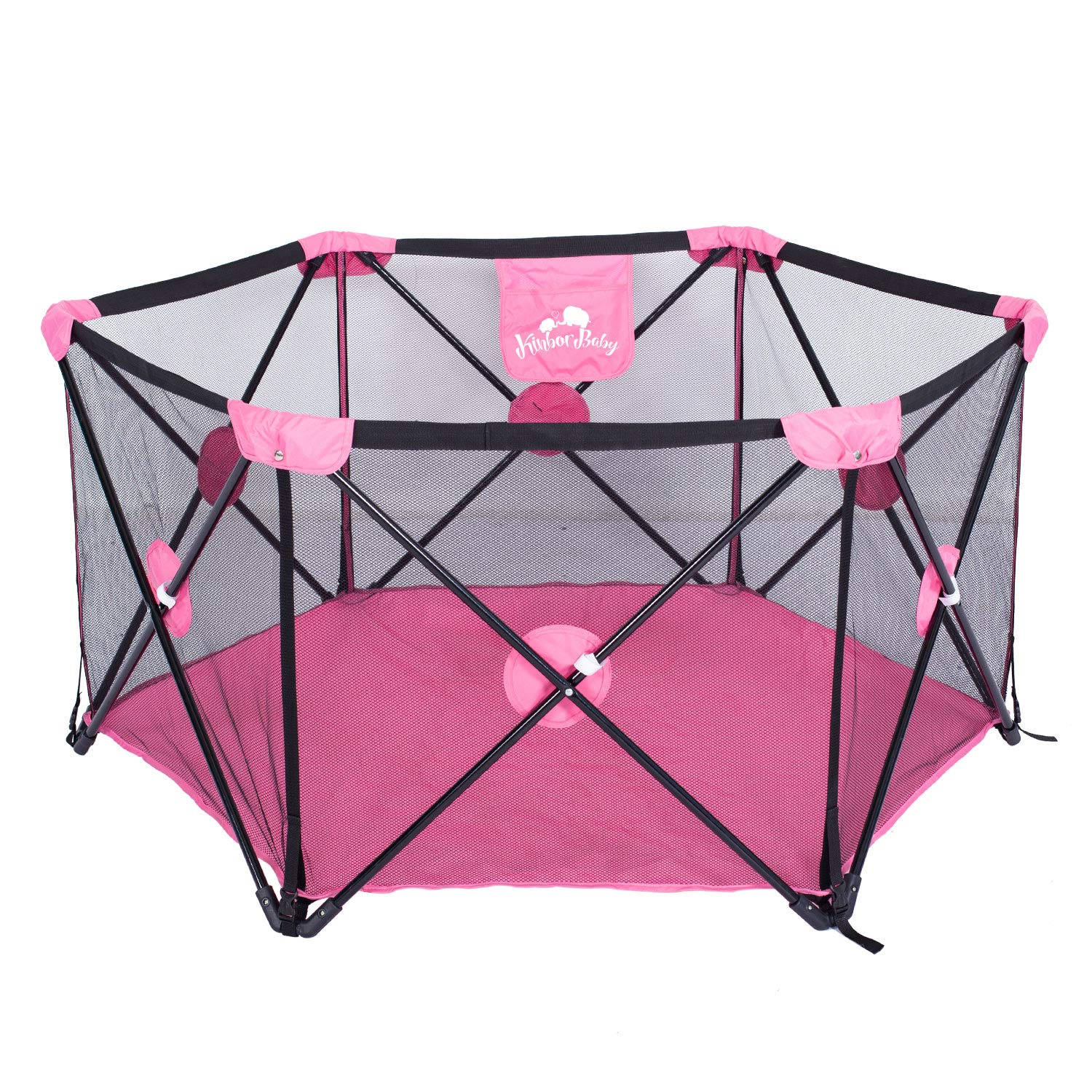 Travel Crib For Baby. Easy Front And Top Access. Protect Your Baby With Sun Shade And Bug Screen. Your All-In-One Home Playard and Portable Crib. Easy Tool-Free Set Up and Take Down. Mom s Choice.