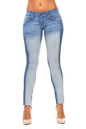 05922bb8b1823 V.I.P. JEANS Women s Plus Size 1-7749bl-5x at Amazon Women s Jeans store