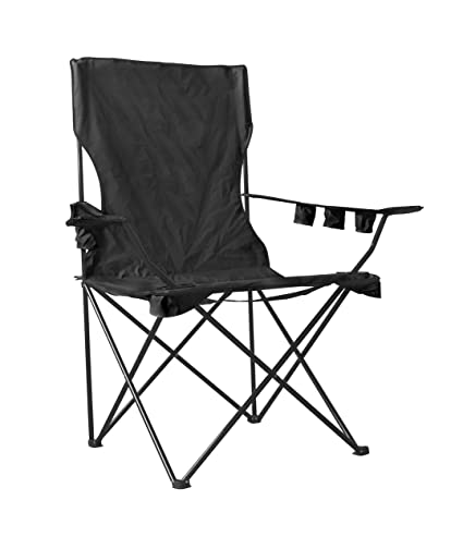 Tremendous Wagonbuddy 6 Ft Giant Oversized Jumbo Xxl Monster Kingpin Big Portable Folding Chair Camp Beach Outdoor Patio With 6 Cup Holders Free Carry Bag Dailytribune Chair Design For Home Dailytribuneorg