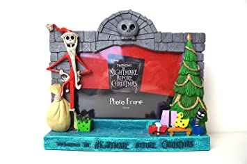 Amazoncom The Nightmare Before Christmas Santa Jack Skellington
