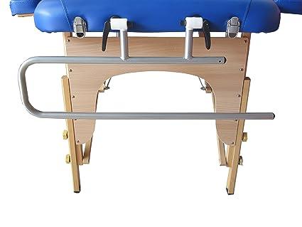 Portarotolo Per Lettino Massaggio.Polironeshop Pr15 Porta Rotolo Per Lettini Pieghevoli Supporto