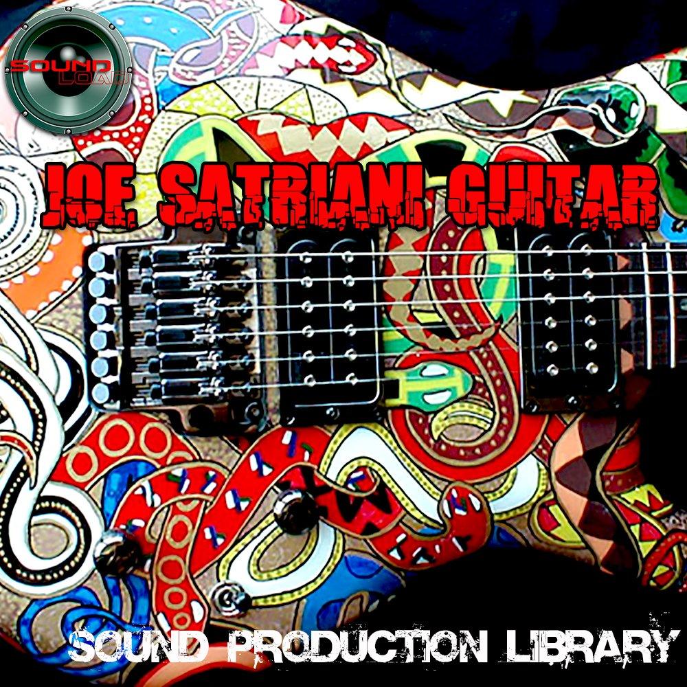 Joe Satriani Guitar - Huge Perfect 24bit Wave Multi-Layer Samples ...