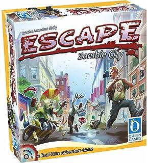PSI Zombie City Survivor Chronicles Publisher Services Inc Escape Q10112