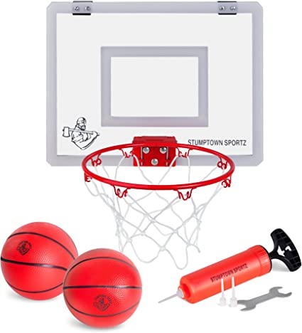 #2 Stumptown Sportz Mini Basketball Hoop