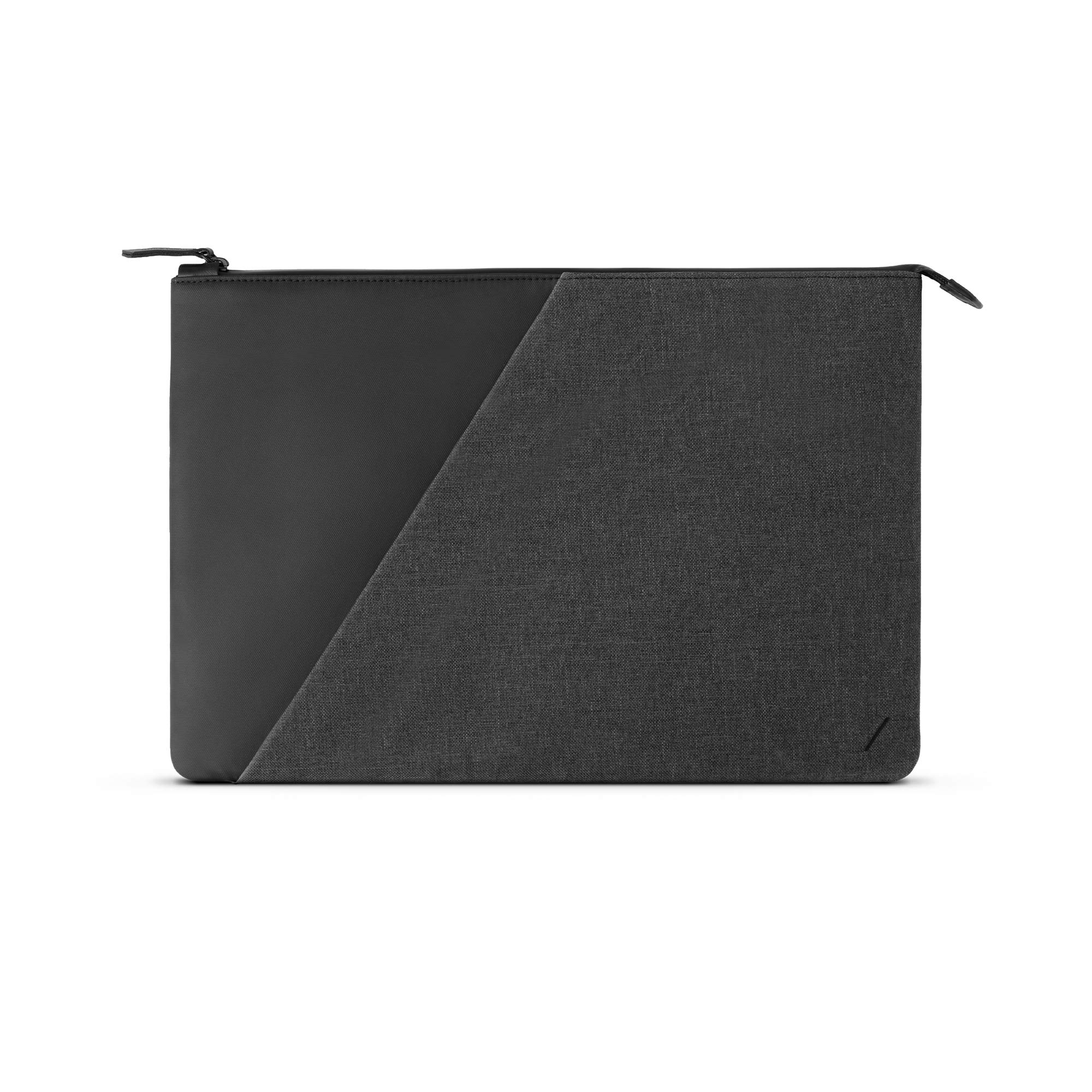 Native Union Stow 15'' Laptop Sleeve - Sleek & Slim 360-Degree Protection with Exterior Pocket Compatible with 15'' MacBook (Slate) by Native Union
