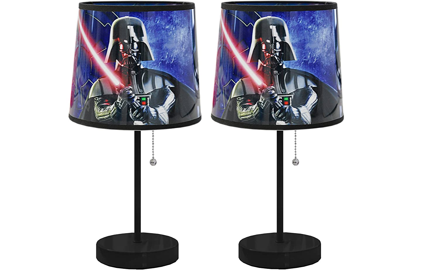 Star Wars Darth Vader lámpara de mesa: Amazon.es: Hogar
