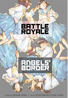 com battle royale slam book essays on the cult classic by  battle royale angel s border