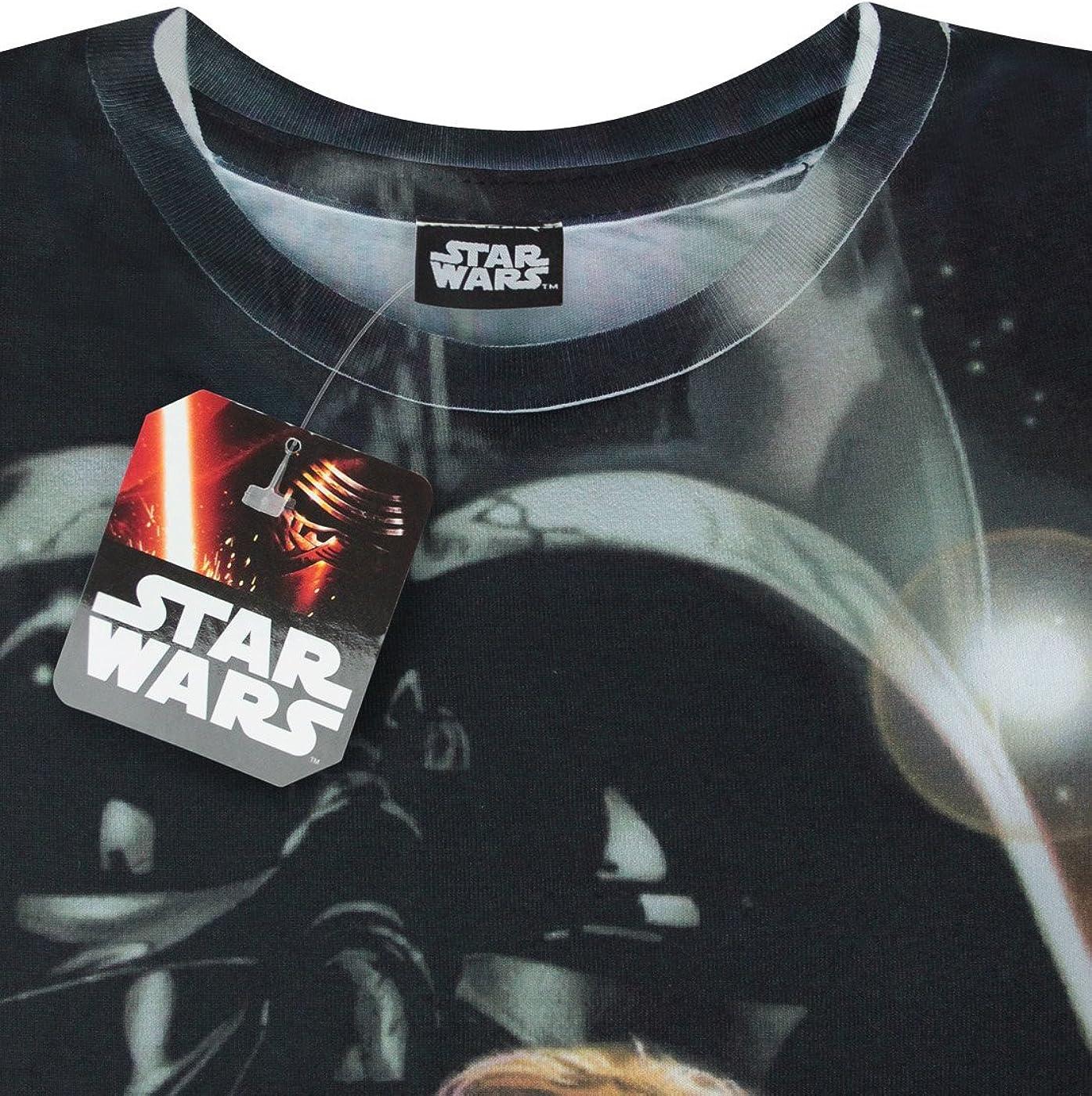Star Wars Revenge Of The Sith Gar/çons T-Shirt