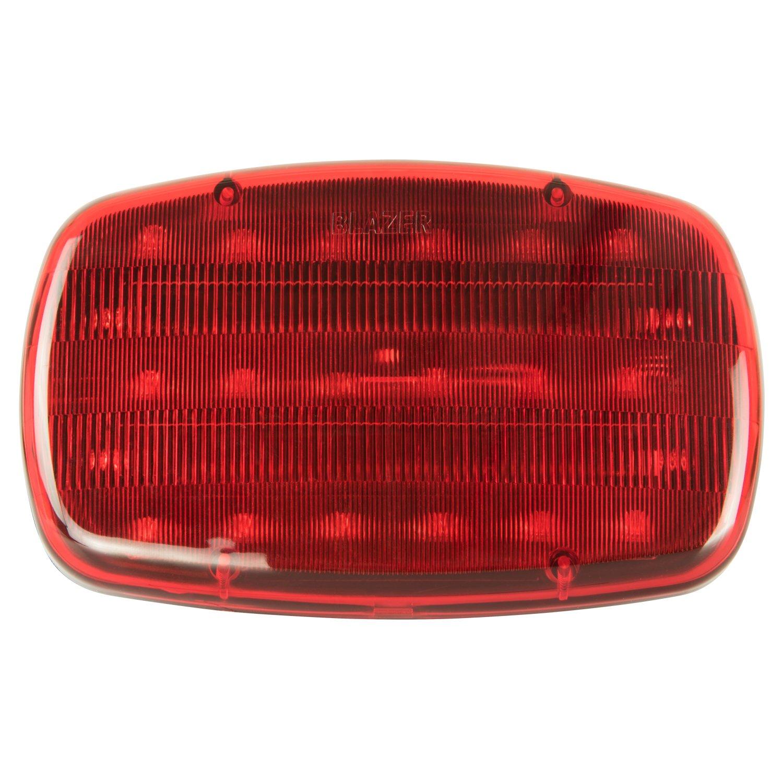 Blazer C6350 Red Led Magnetic Emergency Light Pack Of 12 Volt Cigarette Lighter Wire Diagram 1 Automotive