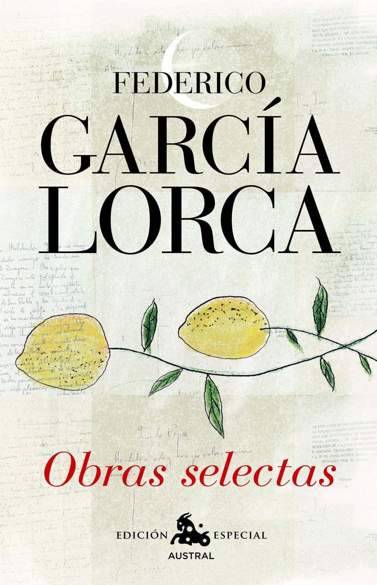 Obra selecta de Federico García Lorca AUSTRAL EDICIONES ESPECIALES: Amazon.es: García Lorca, Federico: Libros