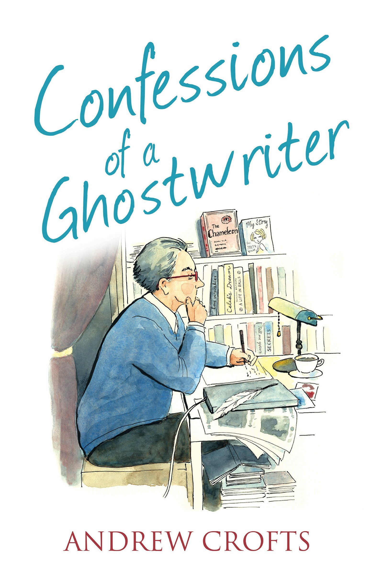 Ghostwriter for school paper