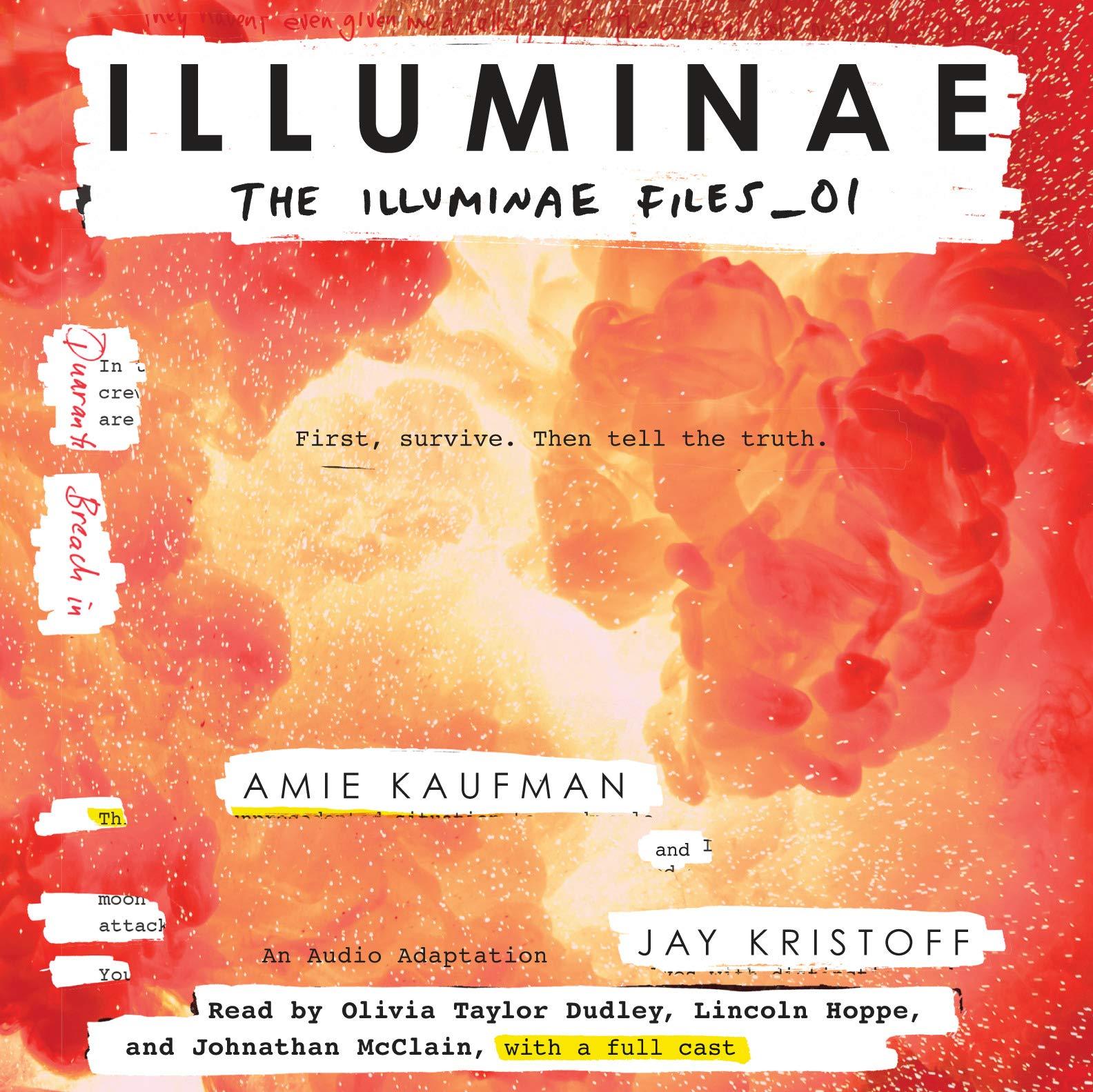 Illuminae The Illuminae Files Band 1 Amazonde Amie Kaufman