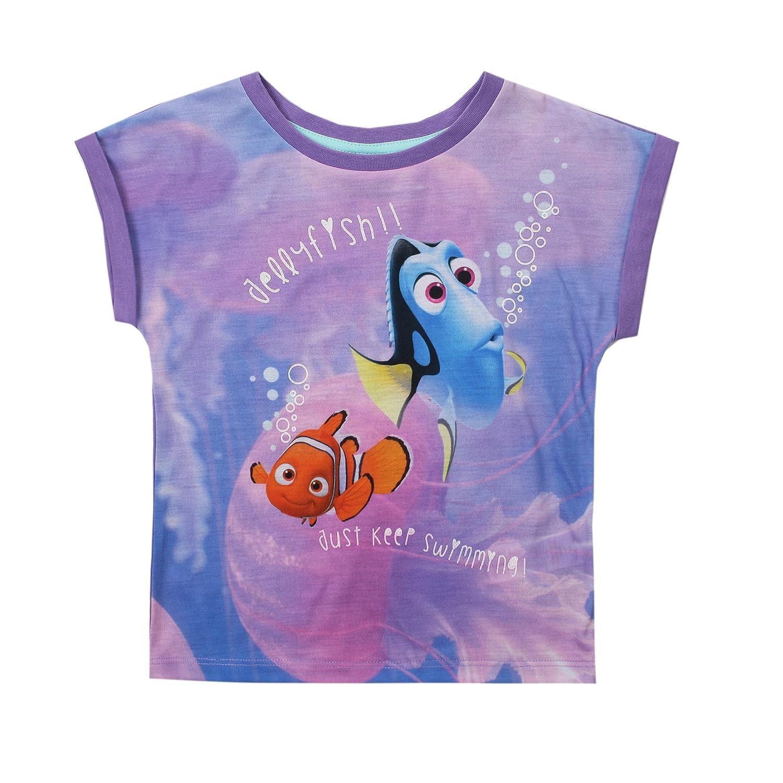 Disney Finding Dory Girl's Swimming T-Shirt