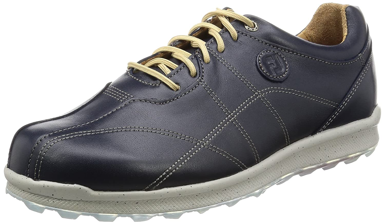[フットジョイ]  ゴルフシューズ  バーサルクス 57255J B01LYIH400 26.5 cm Wide ネイビー2016モデル