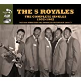5 Royales, The -  The Complete Singles 1952-1962