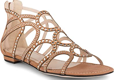 Klub Nico Joella Wedding Flat- Multiple Colors and Sizes 5-11 Made in Brazil