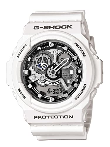 Casio GA-300-7A - Reloj (Pulsera, Masculino, Metal, 3 Año(s)): Amazon.es: Relojes