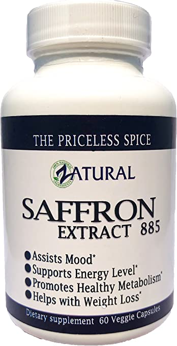 Amazon Com Extra Strength Saffron Extract 885 Vegetable Capsules