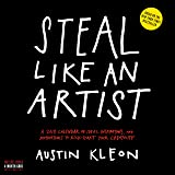 Steal Like an Artist Wall Calendar 2018