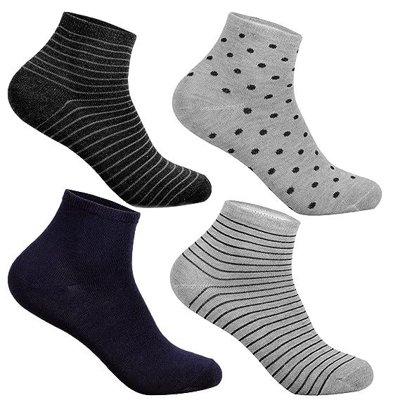 portofrei 12 Paar Damen Sneaker Socken weiß 80/% Baumwolle mit  5/% Elasthan