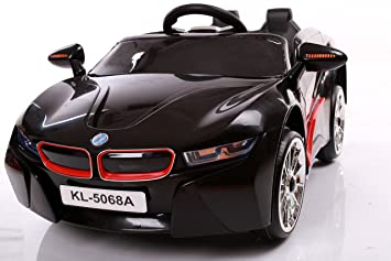 Bmw I8 Style 12v Twin Motors Electric Ride On Car With Parental