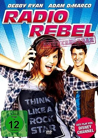 RADIO REBEL - UNÜBERHÖRBAR ( Disney Channel TV-Movie ) [Alemania] [DVD]