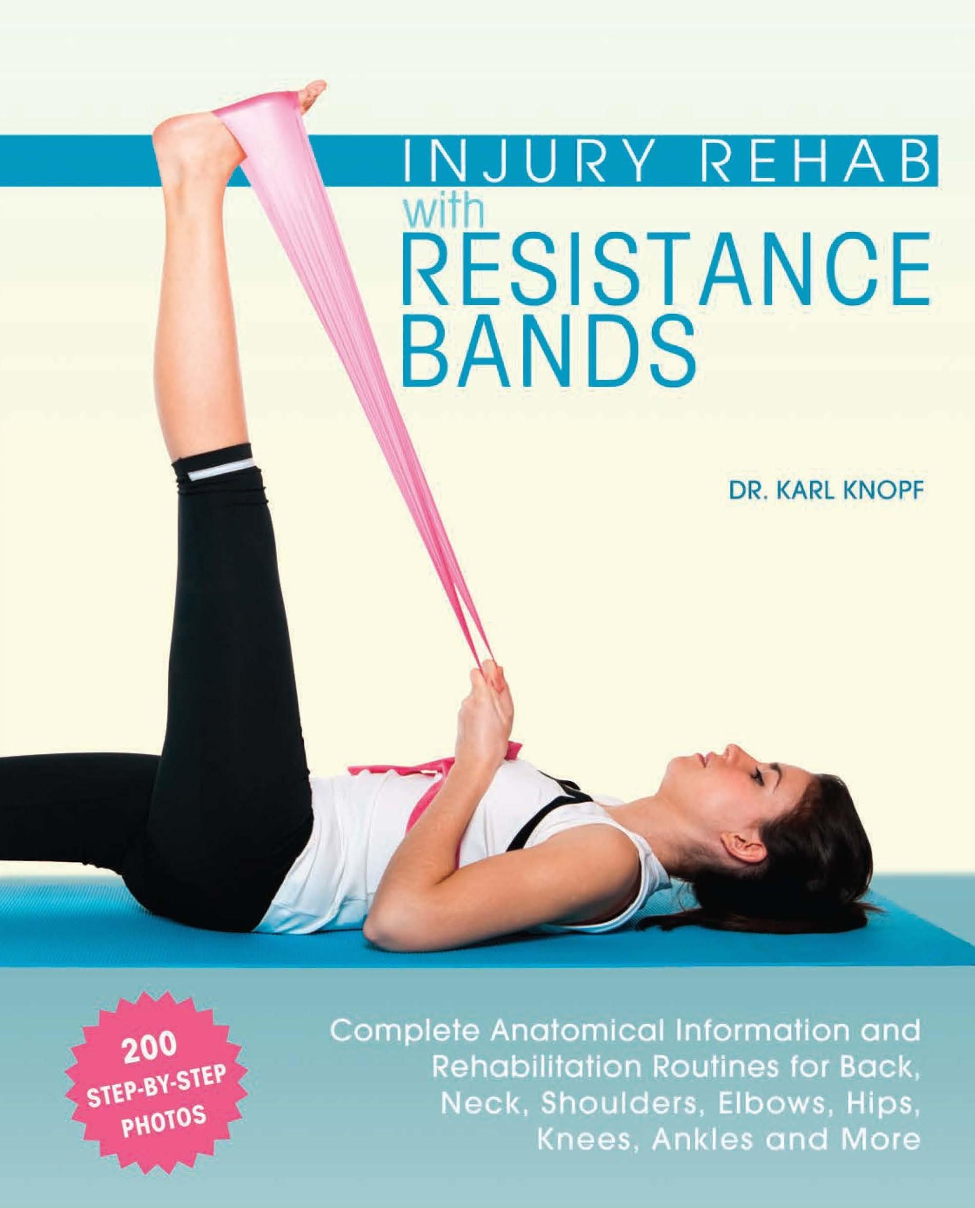 Injury Rehab Resistance Bands Rehabilitation product image