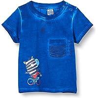 Tuc Tuc Camiseta Punto Bolsillo NIÑO Azul Sea Riders