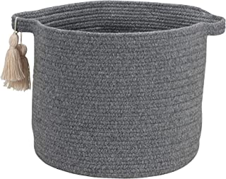 """product image for Colonial Mills Andorra Basket, 20""""x20""""x20"""", Gray"""