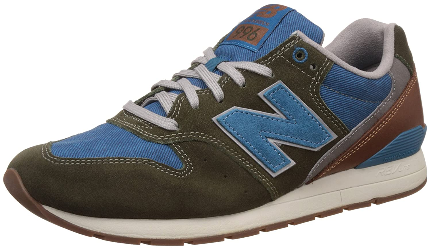 sneakers for cheap a34e2 8a81e New Balance MRL 996 NE Khaki 41.5  Amazon.fr  Vêtements et accessoires