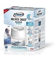 Ariasana, 2366100, Aero 360 Bagno Kit Assorbiumidità Aerodinamico per Tab Ricaricabile, 450g