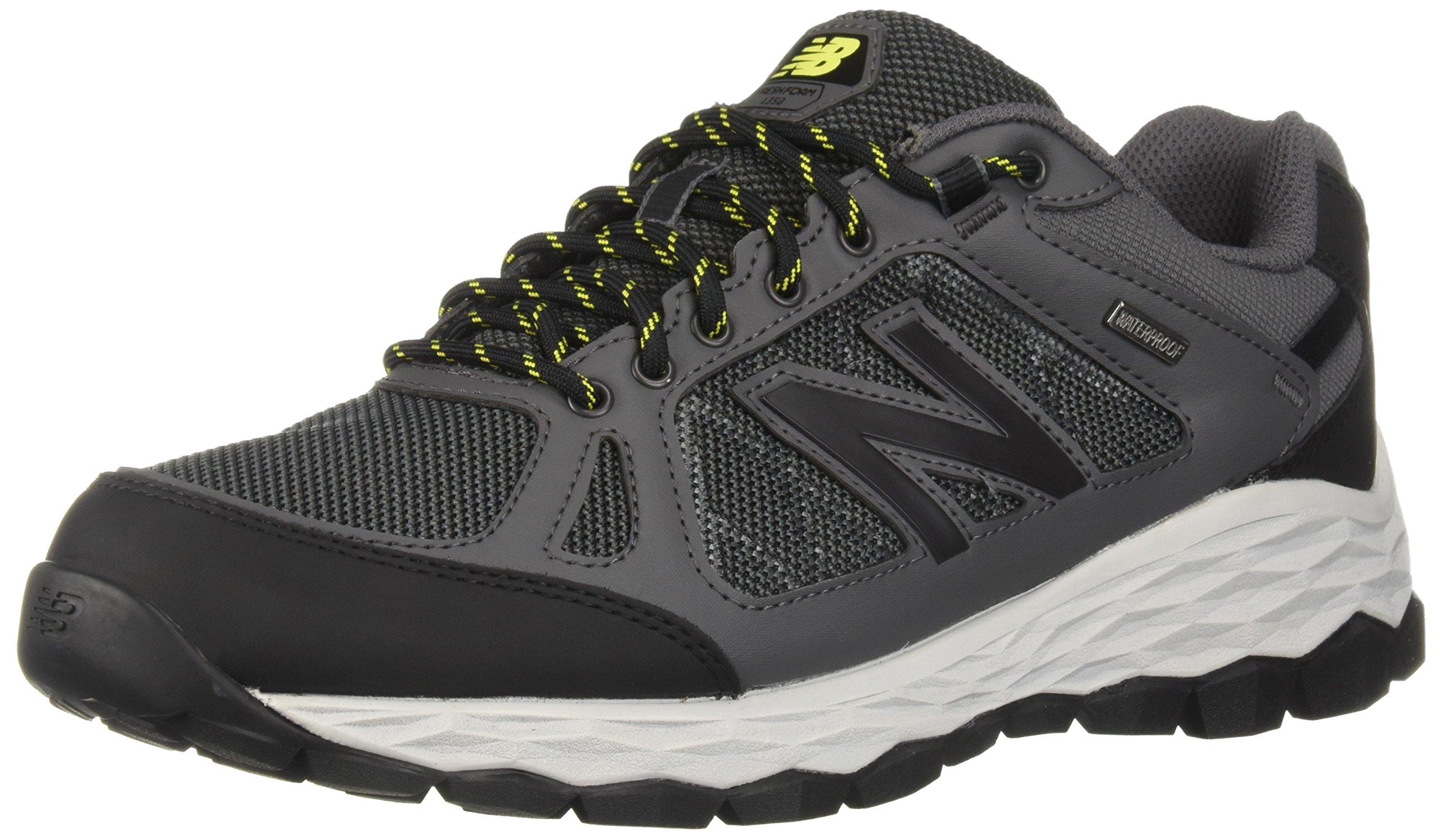 New Balance Men's 13501 Fresh Foam Walking Shoe, Grey, 12 4E US by New Balance