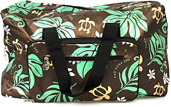 Travel Luggage Duffle Bag Lightweight Portable Handbag Fantasy Metal Hearts Large Capacity Waterproof Foldable Storage Tote