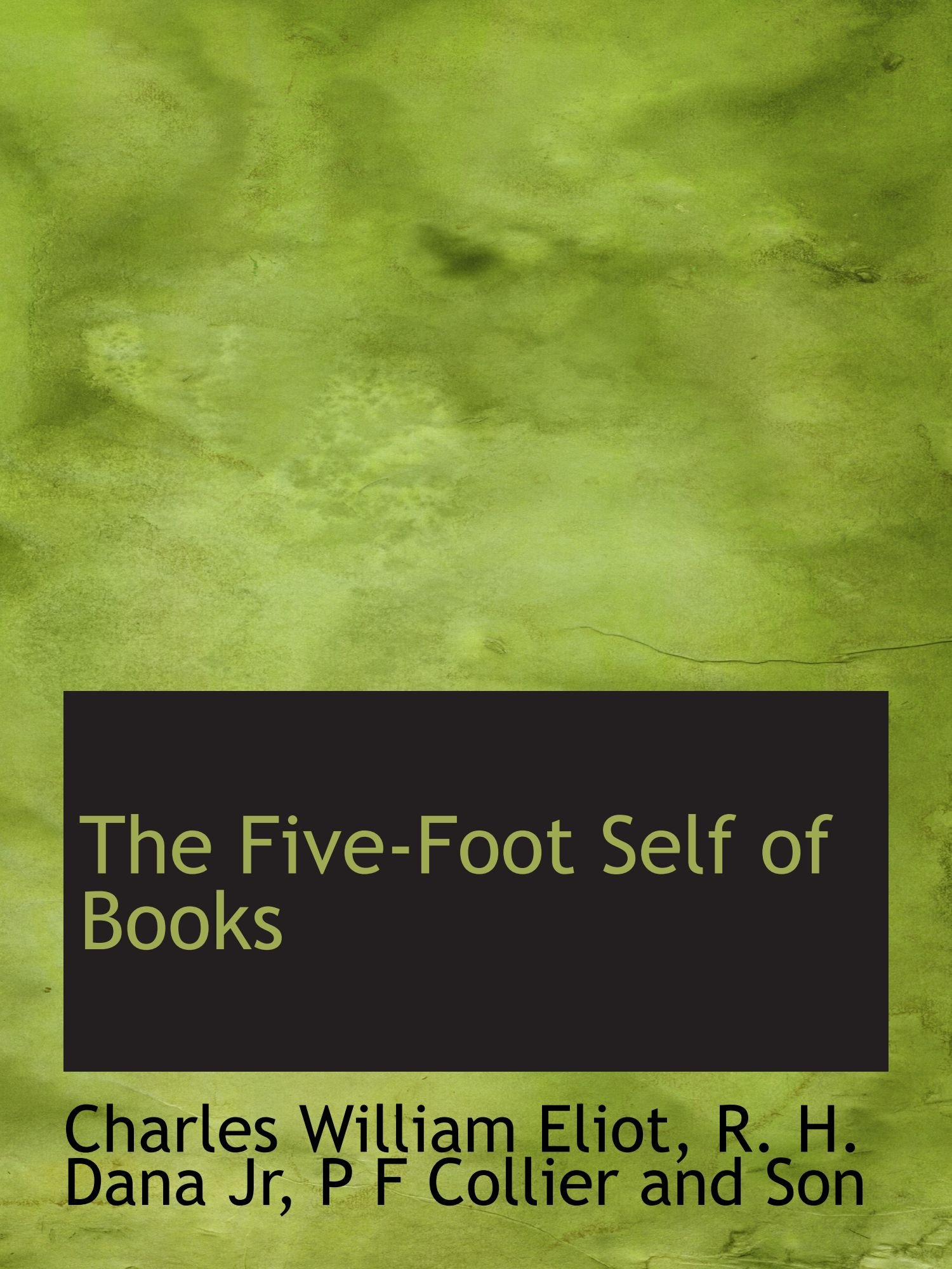The Five-Foot Self of Books pdf