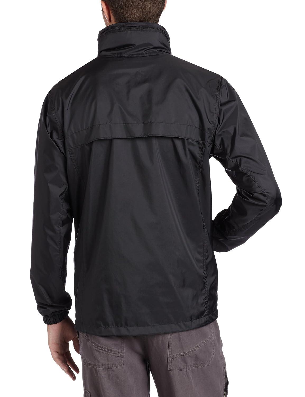 Columbia Cougar Peaks II Jacket - Chaqueta técnica para hombre, color negro, talla L: Amazon.es: Deportes y aire libre