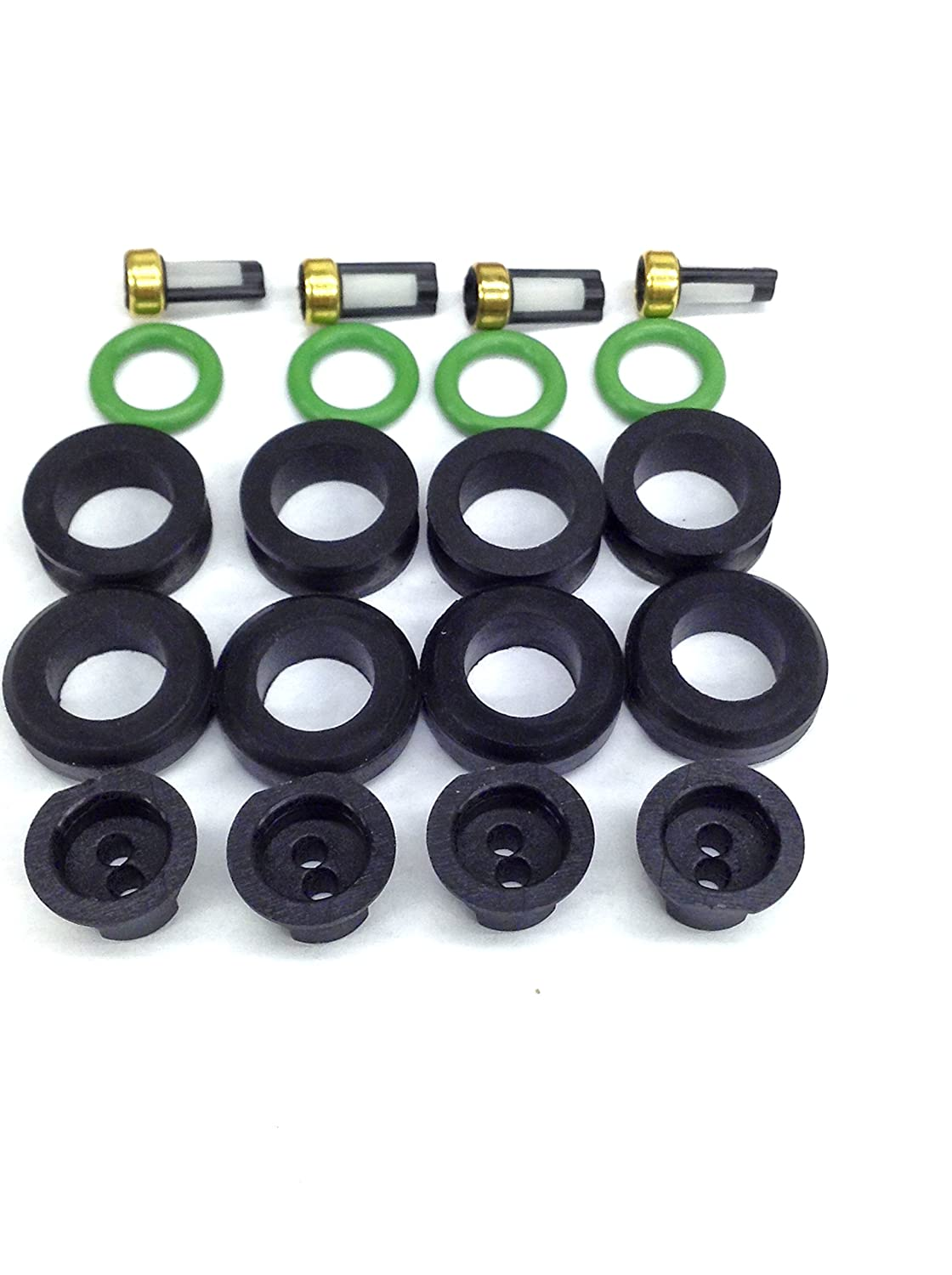 UREMCO 24-4 Fuel Injector Seal Kit, 1 Pack
