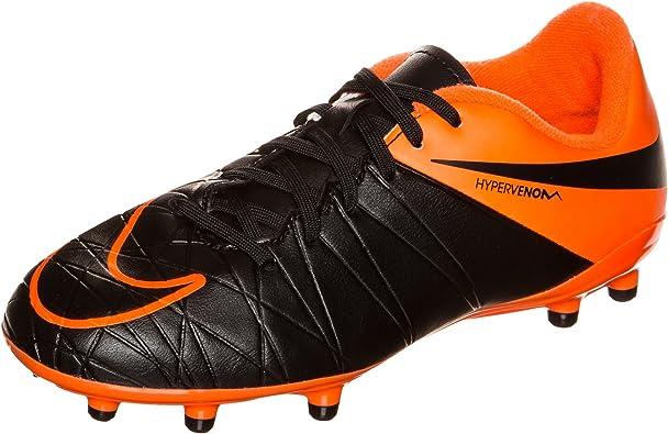 Nike JR Hypervenom Phelon ll TC FG Size