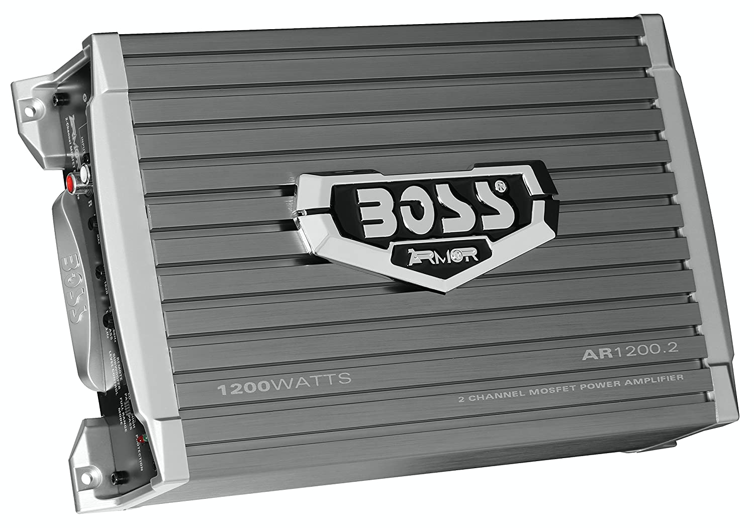 Boss Audio Ar12002 Armor 1200 Watt 2 Channel 4 Ohm Kit2 8 Gauge Complete Amplifier Wiring Kit Pair Vminnovations Stable Class A B Full Range Bridgeable Mosfet Car With Remote Subwoofer