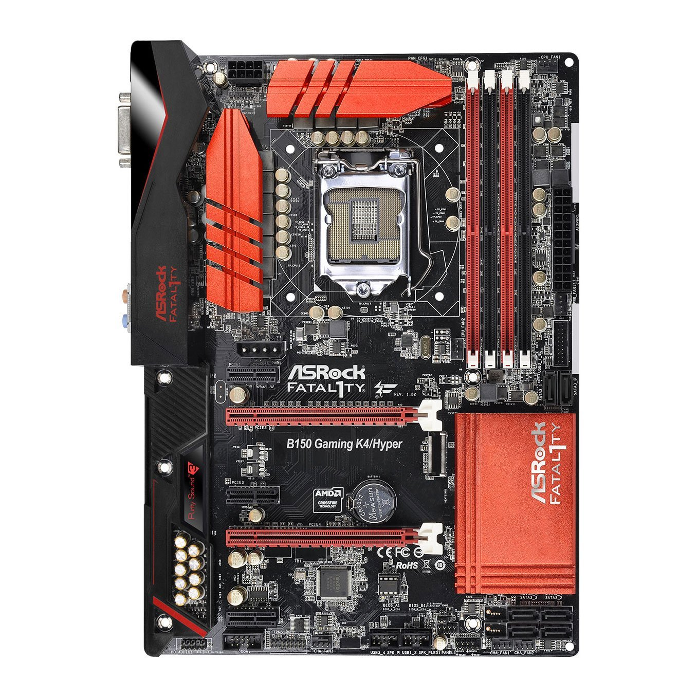 ASRock Fatal1ty B150 Gaming K4 Intel ME Treiber Windows 10