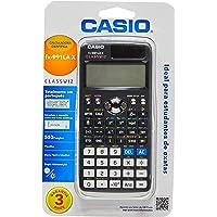 Calculadora Científica Classwiz, Casio, FX-991LAX-BK, Preto