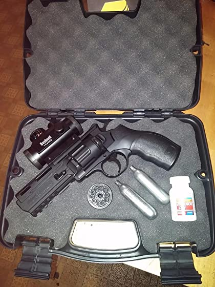 Umarex 2252109 Brodax Air Pistol .177 BB Sometimes you get a little more than what you pay for.....