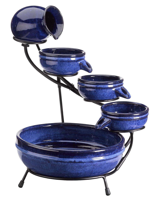 Altuna/bikain–Fontaine Solaire Bleu Neptune 118013RL
