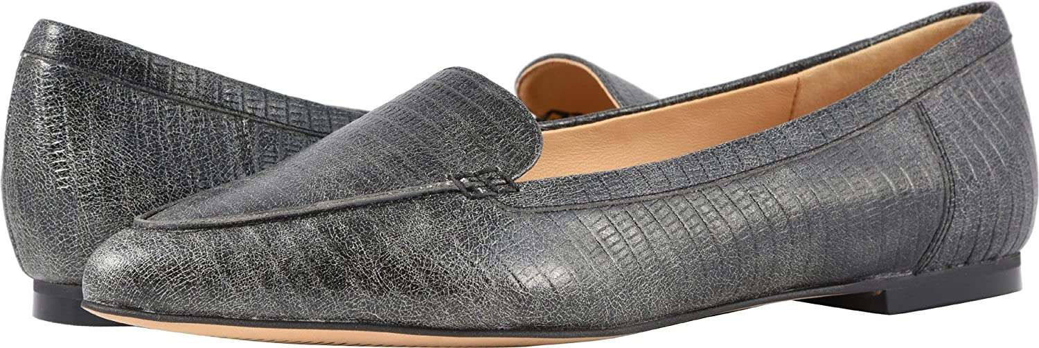 Trotters Women's Ember Ballet Flat B07932CLJ4 9 N US|Faded Black