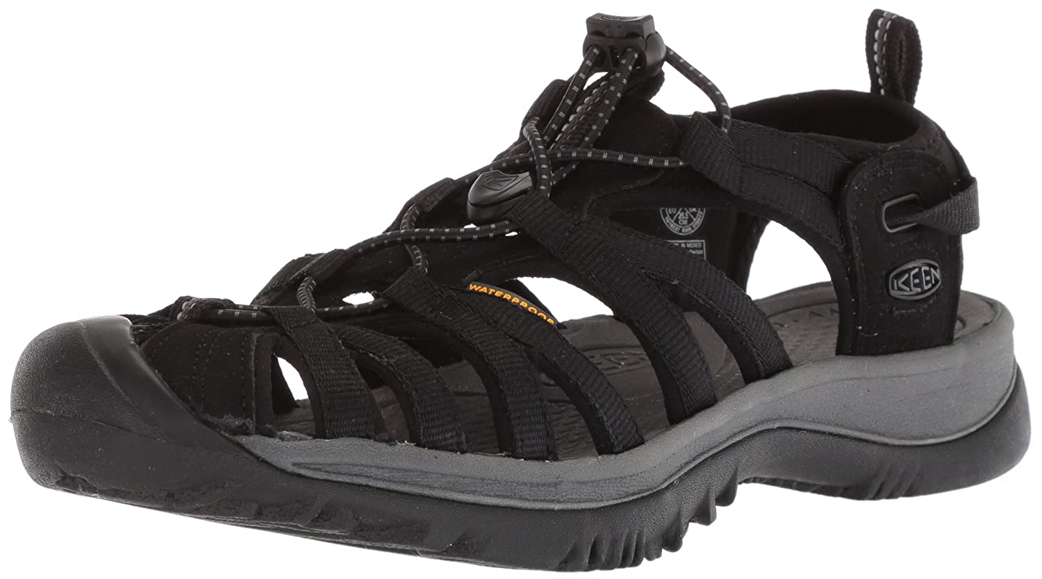 0d572958838 Amazon.com | KEEN Women's Whisper Sandal | Sport Sandals & Slides